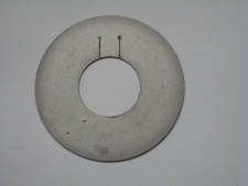 Propeller lock tab washer Stainless Steel