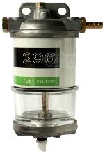 CAV type diesel filter with Glass bowl - Water Separator
