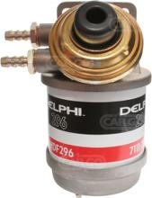 Primary Fuel filter with priming pump CAV filter