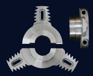 Rope Cutters For Shafts