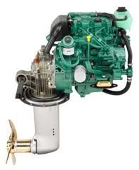 Volvo Penta D1-30 and Saildrive